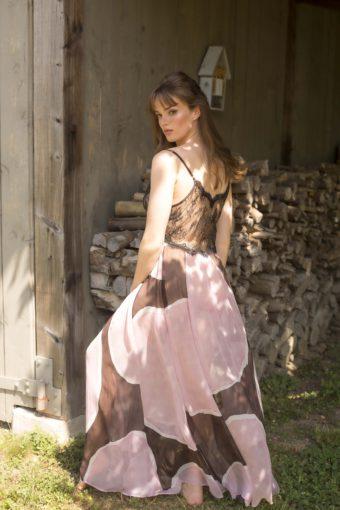 Kleid Misha von Marjolaine aus Chiffon
