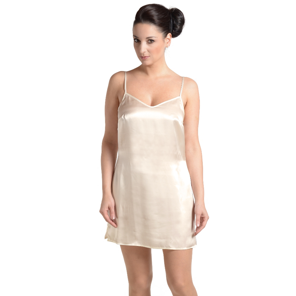 buy online b5326 9e67d Seiden - Nachtwäsche für Damen - Pyjama Seide und Nachthemd ...