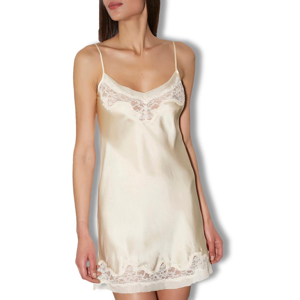 buy online 08747 e4383 Seiden - Nachtwäsche für Damen - Pyjama Seide und Nachthemd ...