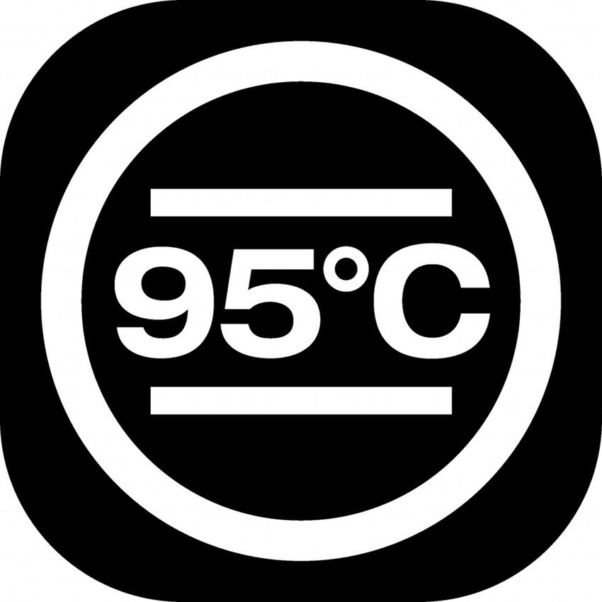 Kügelchen 95°C waschbar NEU f.a.n Kopfkissen 100/% Baumwolle WASH COTTON Faser