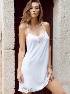Modal-Baumwolle Nachthemd Carola von Imec