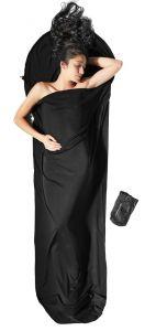 Mummy Liner Merino Wool schwarz von Cocoon®