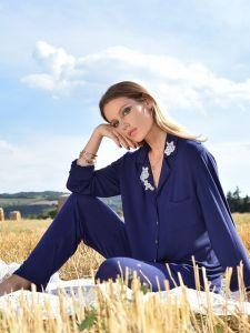 Modal Pyjama Blu No.2 von Chiara Fiorini