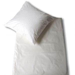 Seide Baumwolle Bettwäsche Paris 160x210 cm Plauener Seidenweberei