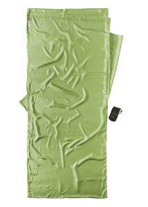 Seidenschlafsack Insect Shield 100% Seide vine grün von Cocoon