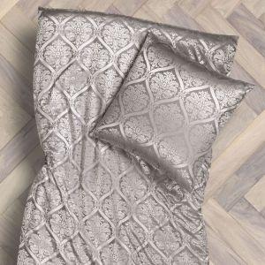 Castello Platin Seidenbettwäsche von Cellini Design