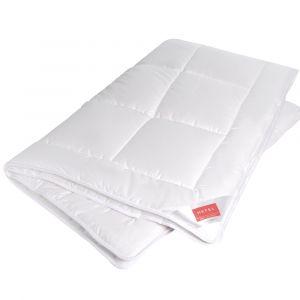 Hefel Vital Silver Power GD light mittelwarme Bettdecke für Wasserbett