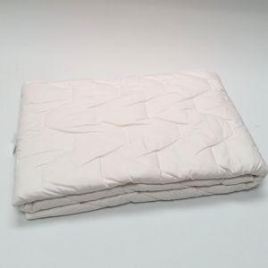 Dünne Baumwolle Matratzenauflage Natur Cotton von f.a.n.