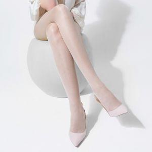 Seidenstrumpfhose Silk von Trasparenze - nude (perla)