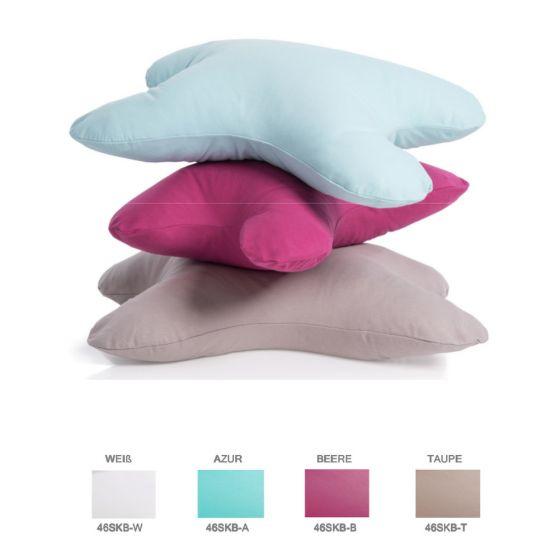 100% Baumwolle Kissenbezug für Hefel My Face Kissen