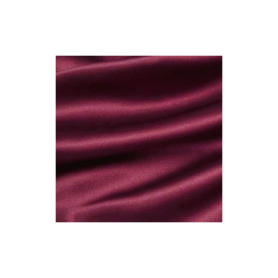 Rote Seidenbettwäsche Mauritius Bordeaux von Cellini