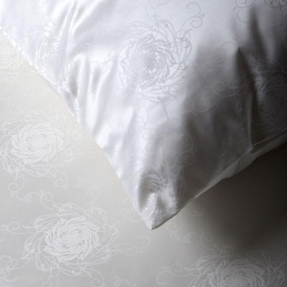 Seide-Baumwolle Bettwäsche Edith von der Plauener Seidenweberei