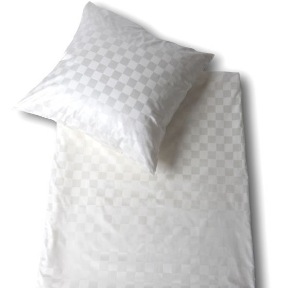 Seide Baumwolle Bettwäsche Fox 160x210 cm Plauener Seidenweberei