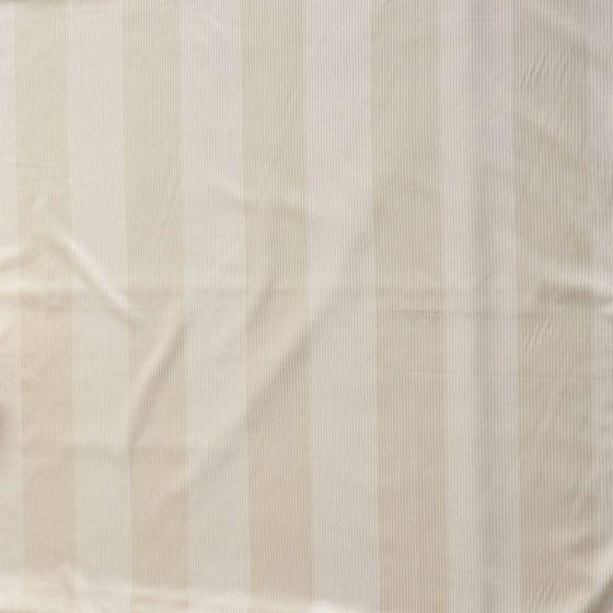 Seide Viscose Bettwäsche Salomi creme weiß von der Plauener Seidenweberei
