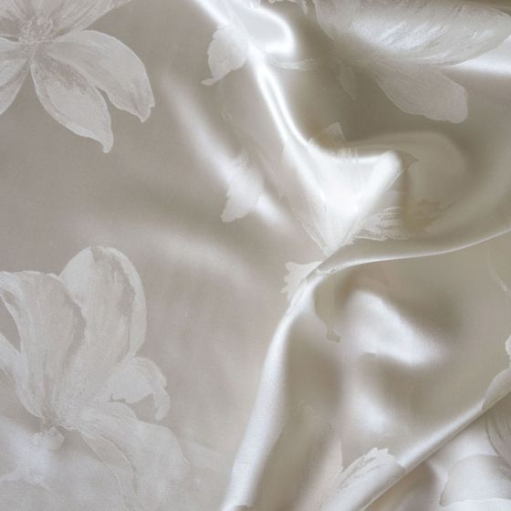 Seidenbettwäsche Natascha Natur B-Ware von der Plauener Seidenweberei