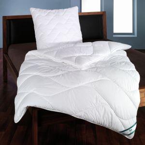 Kochfeste Bettdecke Klimakomfort Dacron 95° (Kissen im Lieferumfang nicht enthalten)