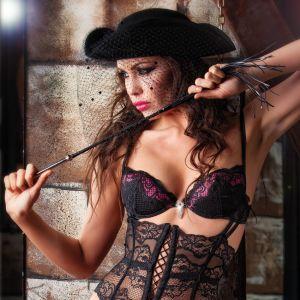Reitgerte Lucienne von RCrescentini Burlesque