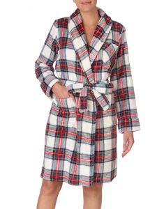 Morgenmantel Teddy Plüsch Ivory Lauren by Ralph Lauren Sleepwear für Damen