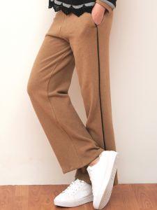 Lounge-Hose Kuschel Cotton zimt von Chiara Fiorini