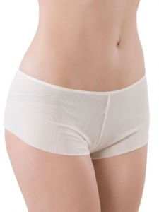 Panty Slip aus Microtüll Veronica creme von Cotton Club