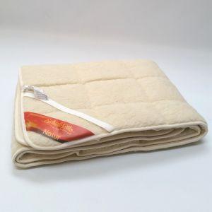 Schafwolle Unterbett Lammflor von Schlaf-Gut