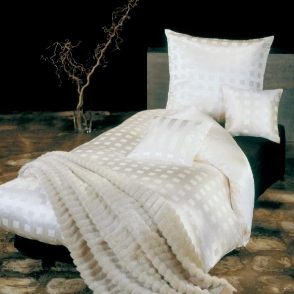 plauener seidenbettw sche seide baumwolle karat champagner bettw sche reduziert ebay. Black Bedroom Furniture Sets. Home Design Ideas